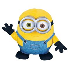Despicable Me Sing n' Dance Minion Toy