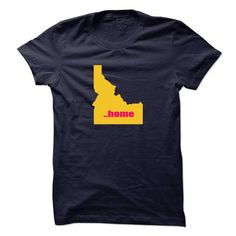 Idaho will always be home T Shirts, Hoodie. Shopping Online Now ==► https://www.sunfrog.com/States/Idaho-will-always-be-home.html?41382