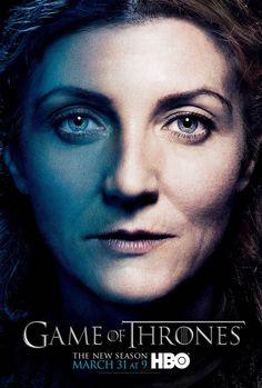 Catelyn Stark #GameOfThrones  season 3