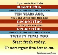 Start fresh today.