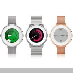 Pebble Time Round is Pebble's second generation watch, but its first attempt at…