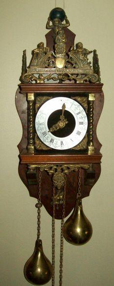 1000 Images About Dutch Frisian Clocks On Pinterest