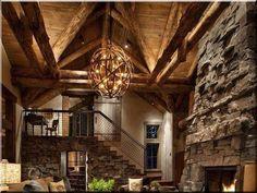 Nappali - Antik bútor, egyedi natúr fa és loft designbútor, kerti fa termékek, akácfa oszlop, akác rönk, deszka, palló Cabin, House Styles, Home Decor, Home Decoration, Decoration Home, Room Decor, Cabins, Cottage, Home Interior Design