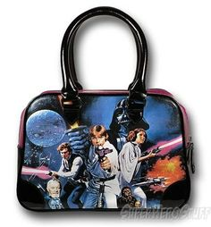 Star Wars Episode IV Ladies Hand Bag