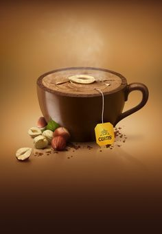 Tea by Catzwolf | Curtis