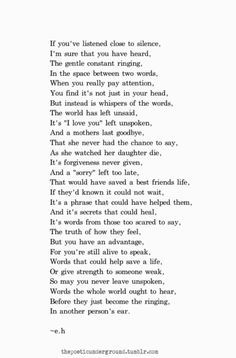 love and loss in a homosexual relationship in funeral blues a poem by wystan hugh auden W h auden first published the volume of poems entitled another time on  february 7, 1940  the romantics' view of the world and the artist's relation to it.