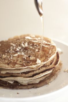 Pancakes! YUM #Kvelds, Your way, its all OK!