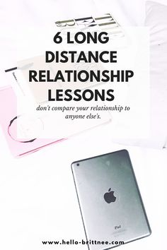 6 Lessons Gained From a Long-Distance Relationship