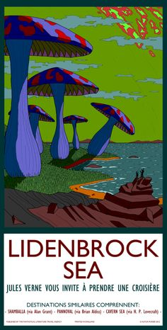 Lidenbrock Sea