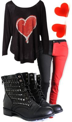 """""""Valentines Day"""" by onedirectionlover99-872 ❤ liked on Polyvore"""