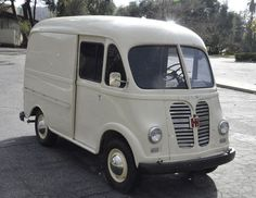 This 1957 International Harvester Metro step-van has been restored to what looks like a very nice standard, the seller estimating it to be a close second behind what they proclaim to be the nicest on the West Coast. Said to run as good as it looks, these short wheelbase versions are apparently very