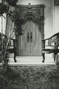 My old Gebyok Door