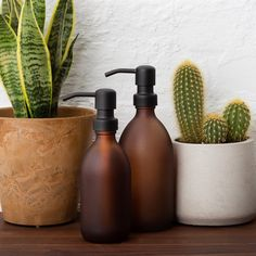 Our amber glass spray bottle is ideal for kitchen surface sprays and other cleaning products, or as a dedicated bottle for hydrating indoor plants. Colored Glass Bottles, Amber Glass Bottles, Glass Spray Bottle, Suede Sofa, Rustic Home Interiors, Soap Dispensers, Easy, Skin Care, Zero Waste