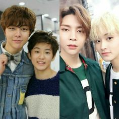 Nct || he's growing too fast, I can't handle this