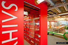 McCann-Erickson's Offices in Riga // OpenAD