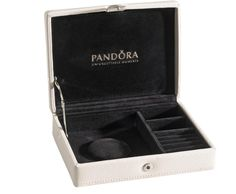 We are celebrating our 2 years anniversary!!!    Receive this beautiful pink leather travel box with any Pandora purchase of $100 or more. Hurry, it won't last all month!