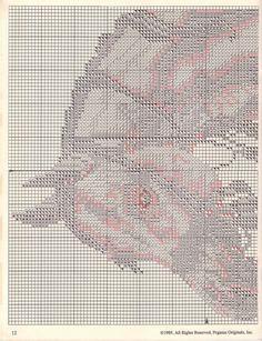 Gallery.ru / Фото #34 - 257 - elypetrova #crossstitch #pattern