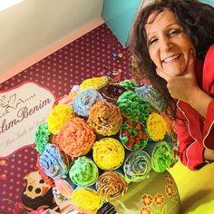 Melek Anne Cupcake Demeti Anne, Catering, Cupcake, Cooking Recipes, Desserts, Food, Tailgate Desserts, Deserts, Catering Business