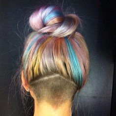 Is it crazy that I want a nape undercut really bad?