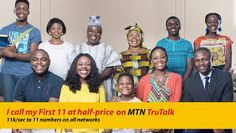 MTN TruTalk tariff plan allows you to make calls at 20 kobo/sec to calls and 26 kobo/sec to other networks, and also discounted calls at . Half Price, Social Networks, Call Me, How To Plan, How To Make, Coding, Social Media, Programming