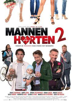 Mannenharten 2 (2016)