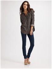 Diane Von Furstenberg Silk Shirt Sale-$50