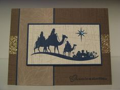 Come to Bethlehem by hmkat - Cards and Paper Crafts at Splitcoaststampers