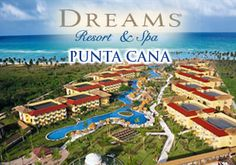 Dreams Punta Cana - ideal destination wedding location