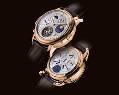Vacheron Constantin Tour de l'Ile – uno dei più costosi orologi a carica manuale.