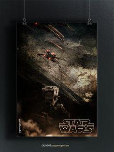 AT-ST and star destoyrer and x-wing Future Wallpaper, Star Wars Art, Starwars, Saints, Geek Stuff, Wallpapers, Movie Posters, Design, Geek Things