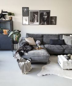 Home Decoration Online Stores Black And White Living Room, Living Room Green, Living Room Colors, Small Living Rooms, Living Room Modern, Living Room Interior, Living Room Designs, Living Room Decor, Cozy Basement