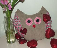 Owl Always Love You Pillow - Owl crafts are super popular right now, making this a great gift for even your trendiest of friends.