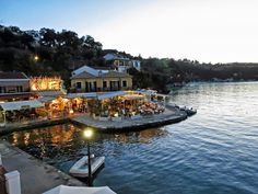 A relaxing evening in Lakka Paxos, Greece Paxos Greece, Corfu, Paxos Island, Greece Islands, Mediterranean Sea, Favorite Holiday, Most Beautiful, Google, Greek