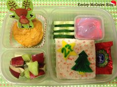 Christmas (Advent Countdown) Bento Lunch