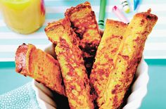It won't be hard to get your kids to eat their veggies thanks to these extra yummy sweet potato recipes.