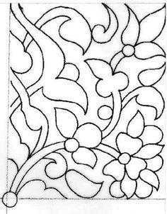 kolay çizilen çini motifleri ile ilgili görsel sonucu