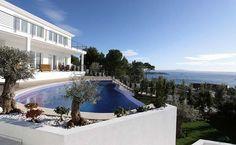 Bauhaus Style Villa in Mallorca, Spain