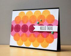 Lovin' those dots!!! My Paper Secret: Simon Says Stamp STAMPtember® Blog Hop