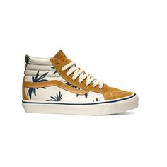 fe32620872a Kicks · Vans Vault Palm Leaf OG Sk8-Hi LX for Spring 2013 Sk8 Hi