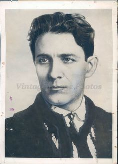 1938 Press Zalea Corneliu Codreanu Leader Fascist Party Rumania Bucharest Rare