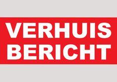 Wij gaan verhuizen!. Per 5-1-2016 wordt ons nieuwe adres Liesboslaan 57, 4813 EB Breda.