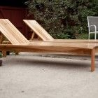 Ana White   Build a Simple Modern Outdoor Double Lounger   Free and Easy DIY Project and Furniture Plans