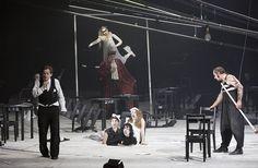 Mother courage Peymann Berliner Ensemble Set Design Theatre, Stage Design, Berliner Ensemble, Mother Courage, Dramatic Arts, Theatre Stage, Scenic Design, Stage Lighting, Costume Design