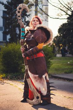 How to train your dragon 2 - Valka Haddock by Wintermas - Album on Imgur