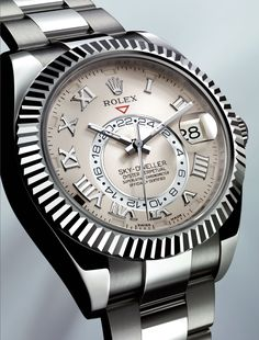 The 2012 Rolex Sky Dweller — what were the Swiss gnomes smoking?