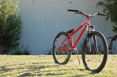 moutain bike dirt bike montage