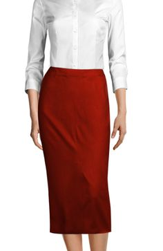 Midi skirts are the perfect addition to your Spring wardrobe ☀️ Made to YOUR measurements! Fitted Skirt, Girl Fashion, Womens Fashion, Cotton Skirt, Suits For Women, Cute Girls, Midi Skirts, Perfect Fit, High Waisted Skirt