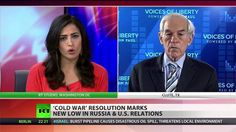 Ron Paul: Anti-Russia bill passed by Congress 'part of the war propagand...