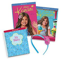 American Girl® Sale: Kanani's Aloha Spirit Set    Aleyah