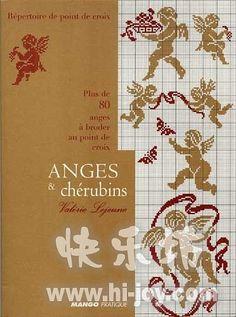 Cross Stitch The Cherub Collection (lots of patterns)